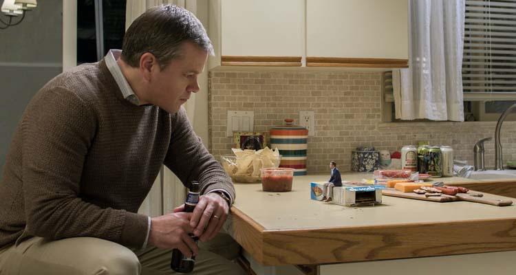 Matt Damon en Una vida a lo grande
