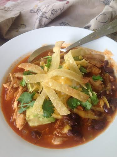 Tortilla Soup by The Friday Friends