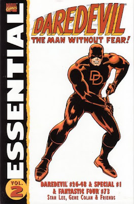 Essential Daredevil Volume 2, Stan Lee, Gene Colan