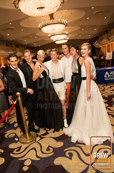 Cast Images - Model lineup - Carmen Marc Valvo - BAAA