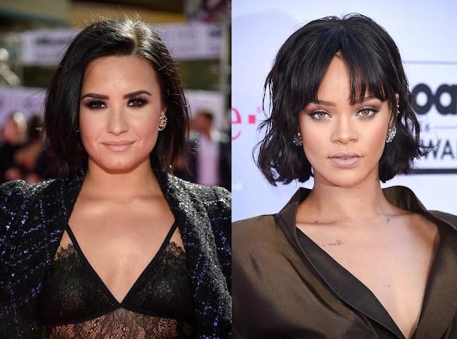 Maquiagens do Billboard Music Awards 2016