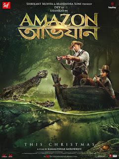 Amazon Obhijaan Amazon Adventure (2018) HDRip Hindi Full Movie Online Free