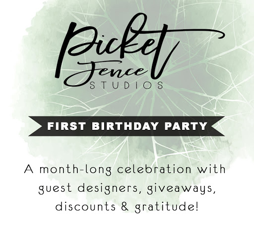 Picket Fence First Anniversary Blog Hop!