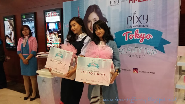 #TokyoBeautyTrip2 With PIXY Cosmetic and Fimela