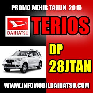 Promo Daihatsu Terios 2015, Promo Daihatsu Terios, Daihatsu Bandung