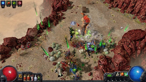 Path of Exile.