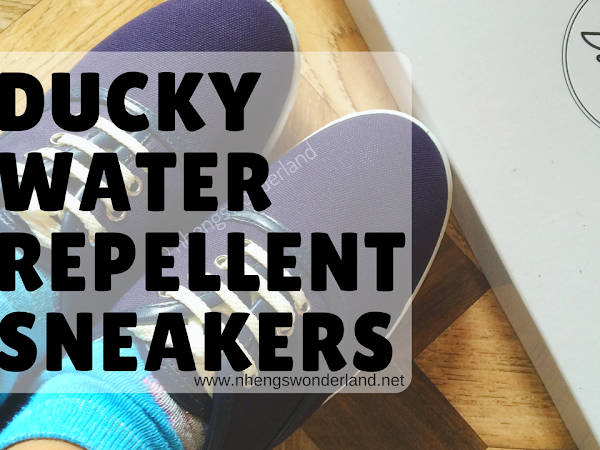 Ducky Water Repellent Sneakers Review