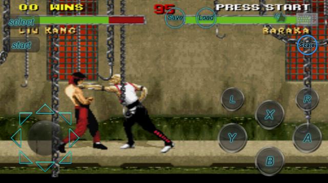 mortal kombat ii 2 in android apk -AndroidGamesOcean free download