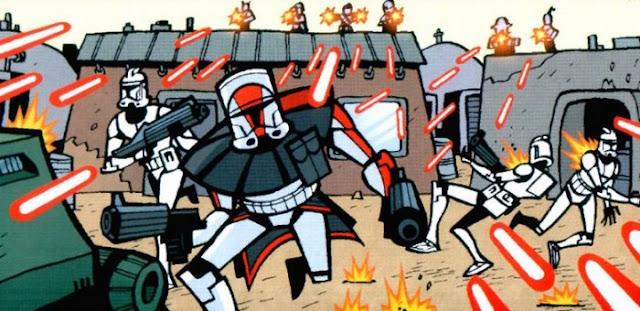 A vueltas con el sistema de combate de Star Wars D6