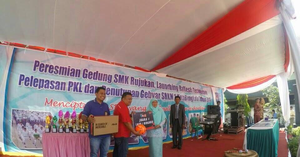 Bambang Purnomo Blog Smkn 1 Kota Bengkulu Juara 1 Program Telkomselpoin Sekolah