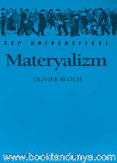 Olivier Bloch - Materyalizm  (Cep Üniversitesi Dizisi - 128)