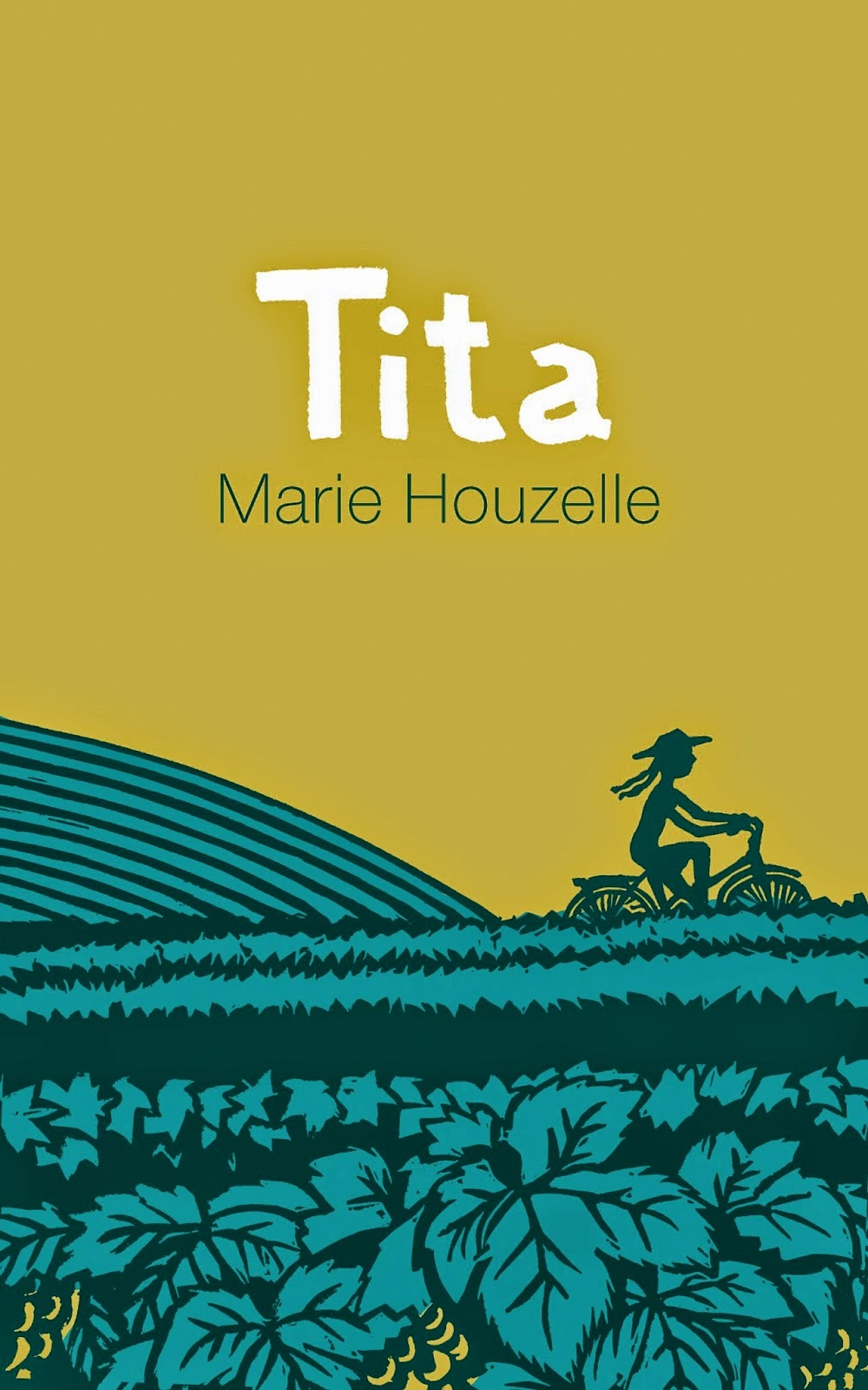 NEW! TITA! French author Marie Houzelle's English novel dazzles the Ango writing community!