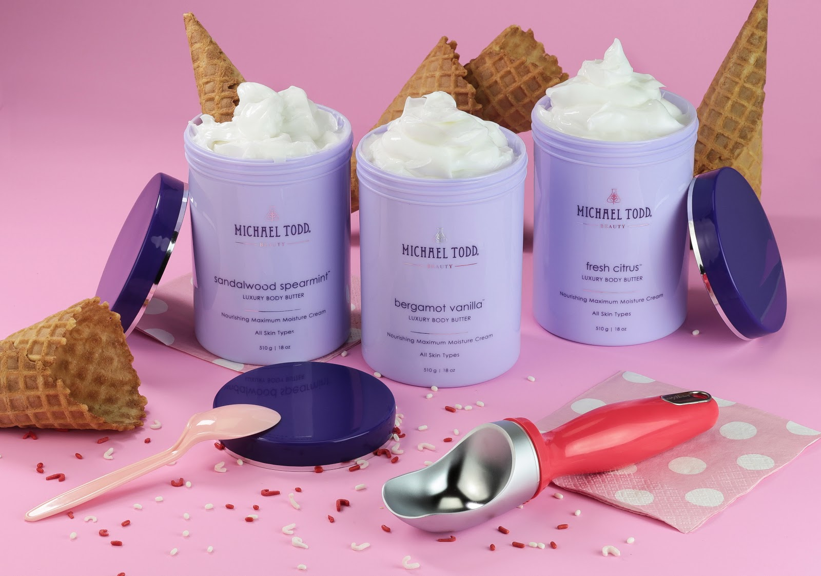 A Sweet Treat To Get Your Skin Fall Ready By Micheal Todd Beauty and Barbies Beauty Bits