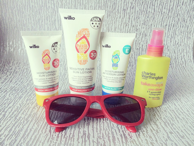 summer-suncream-sunglasses
