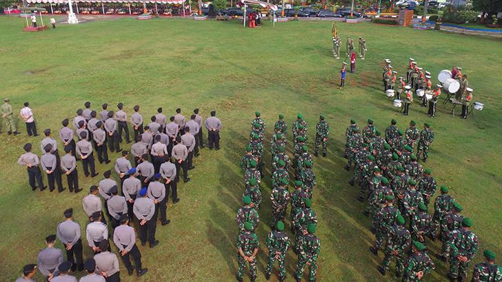 Upacara Hari Jadi Jepara Ke 470 Tahun 2019
