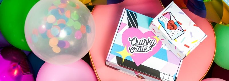 Best lifestyle subscription boxes - Quirky Crate