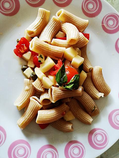 Insalata di pasta margherito