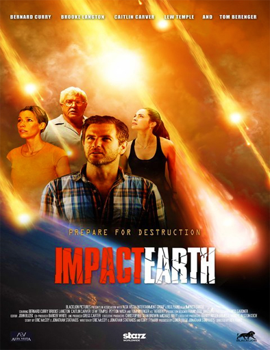 Ver Impact Earth (2015) Online