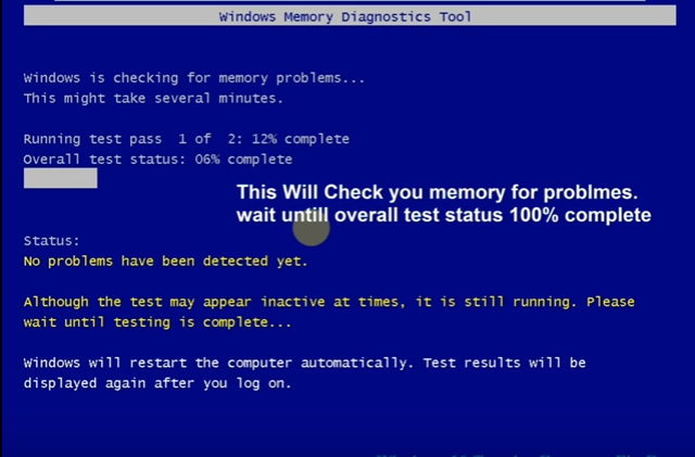 how to fix blue screen of death memory management