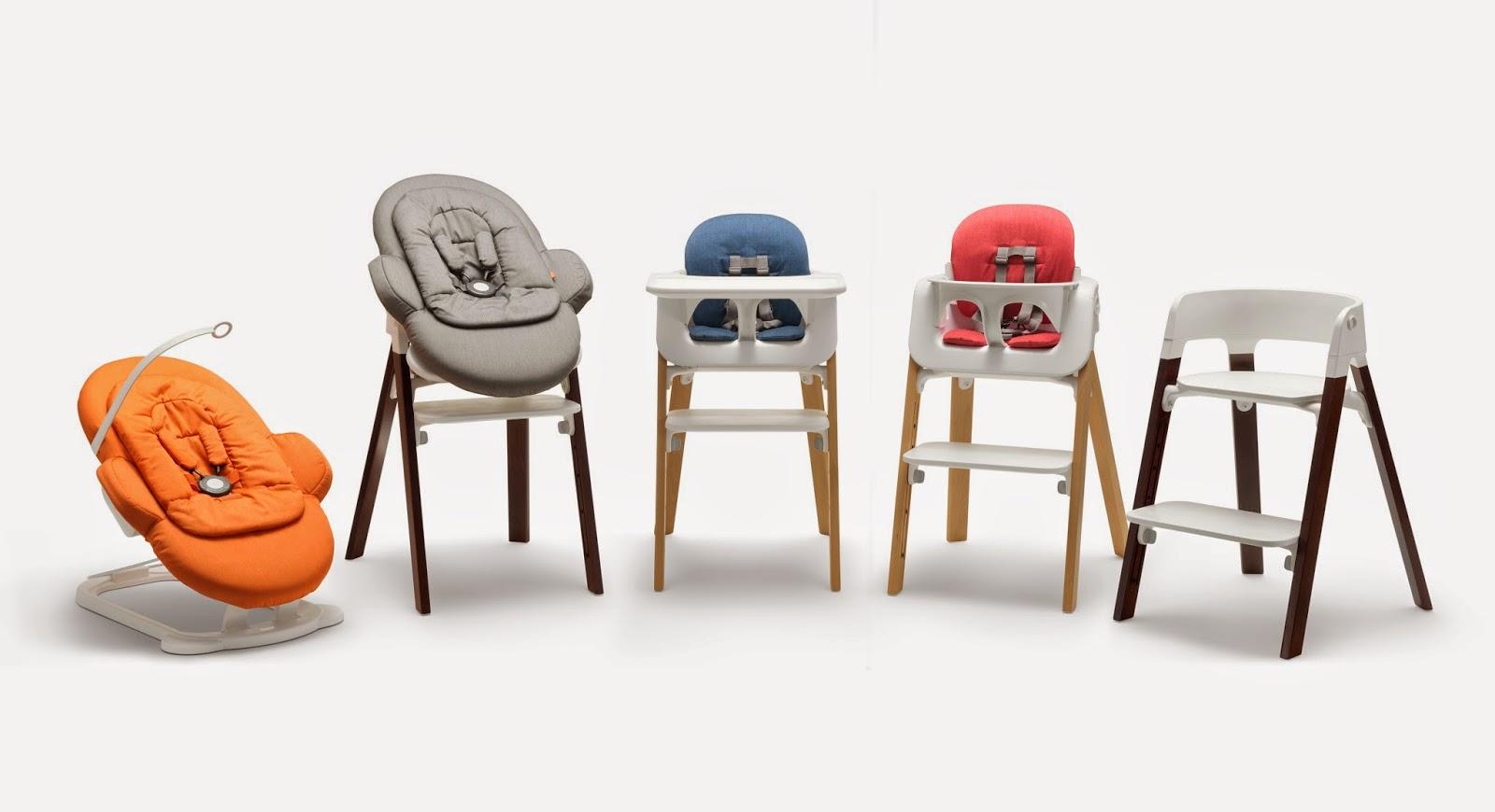 nur das beste f r ihr baby der neue stokke steps. Black Bedroom Furniture Sets. Home Design Ideas