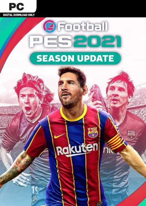 -------PES2021 STEAM/PC $16.99-------
