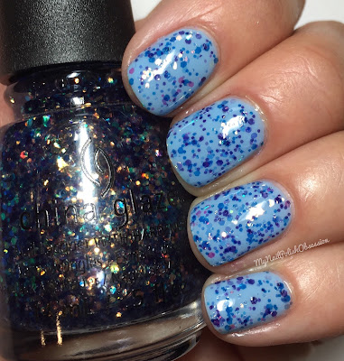 China Glaze House Of Colour, Spring 2016; Moonlight In The Night