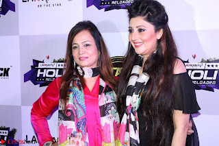 Pre Celetion Of India Premiere Edm Holi Festival With Many Bollywood Celebrities   9th March 2017 027.JPG