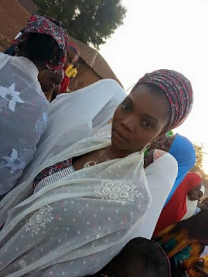 Picture of Hauwa Adama died along with five of her friend and driver of the vehicle