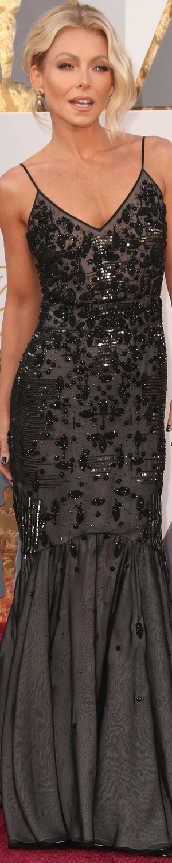 Kelly Ripa 2016 Oscars