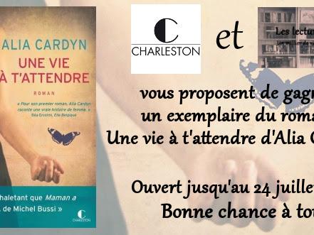 [Concours] Une vie à t'attendre d'Alia Cardyn - Jusqu'au 24/07