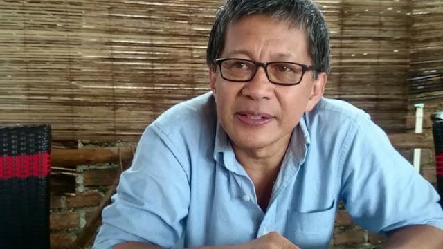 Jawaban Rocky Gerung saat Ditanya soal Prestasi Jokowi: Belum Nemu sampai Sekarang
