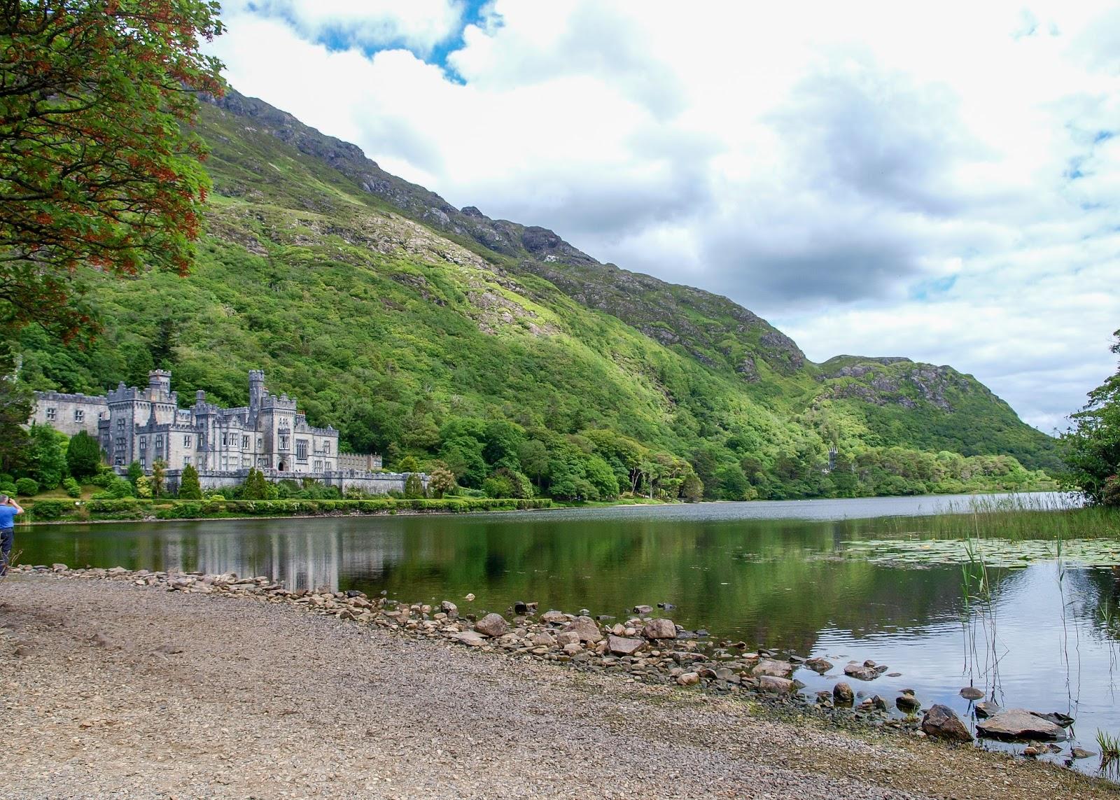 Pourquoi partir erasmus voyage stage Irlande Connemara Abbaye