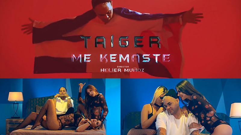 El Taiger - ¨Me Kemaste¨ - Videoclip - Director: Helier Muñoz. Portal Del Vídeo Clip Cubano