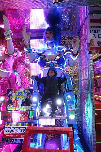 Tokyo Travel: Robot Restaurant