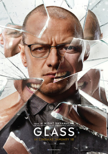 Glass (Web-DL 720p Dual Latino / Ingles) (2019)