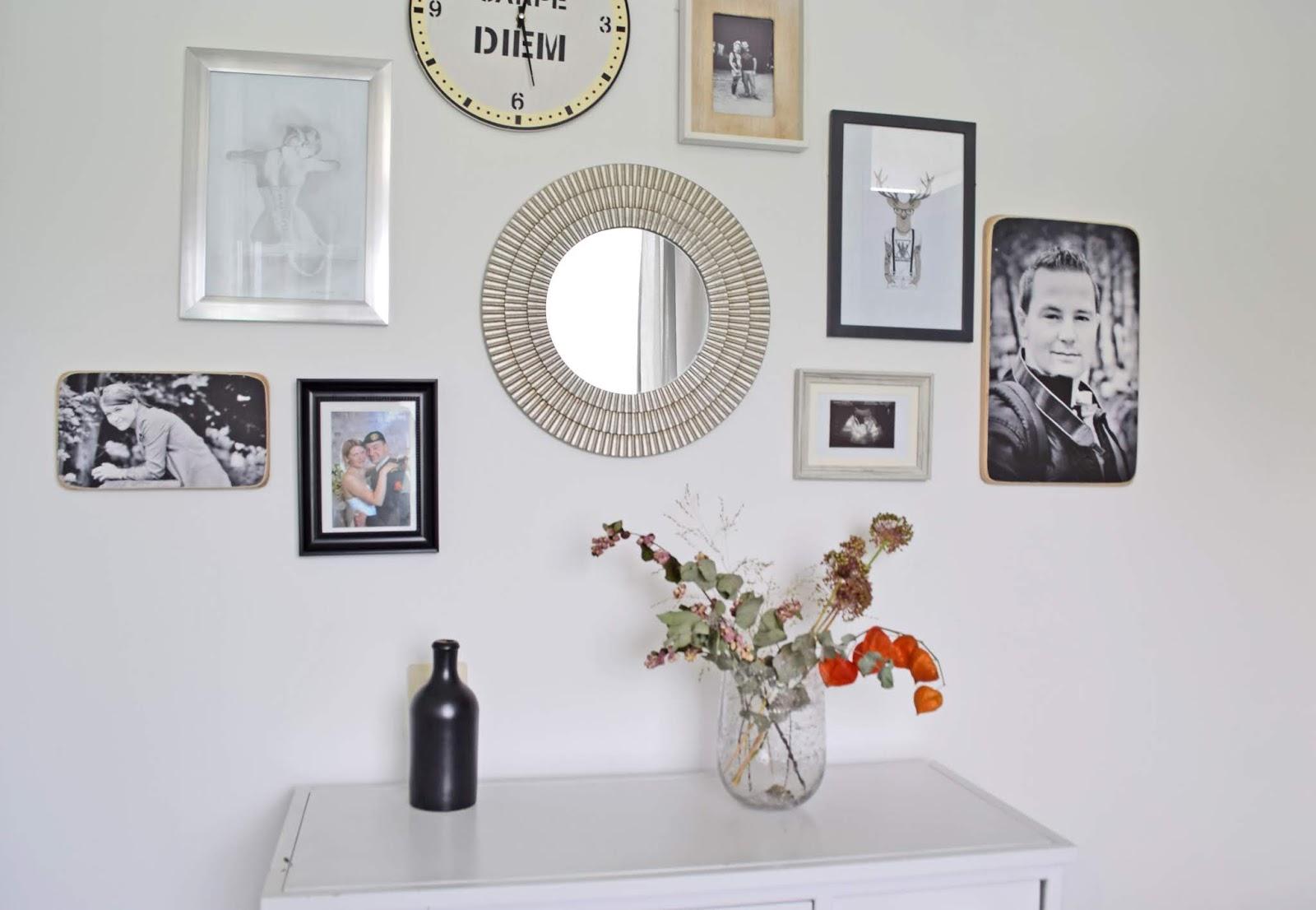 Kilka trików jak zrobić własną galerię na ścianie