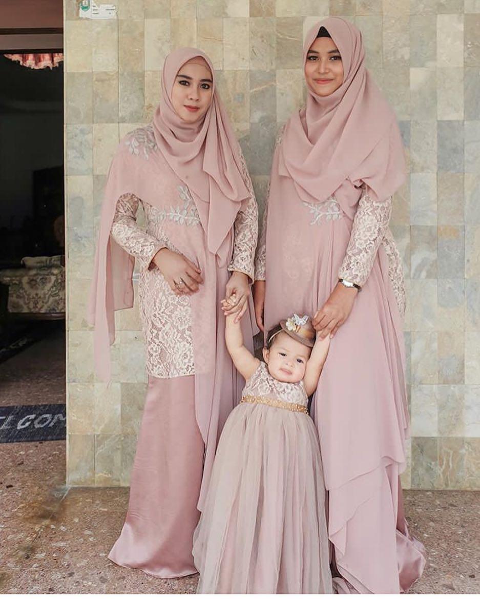 87 Model Kebaya Muslim Modern Terbaru 2019 Model Baju Muslim