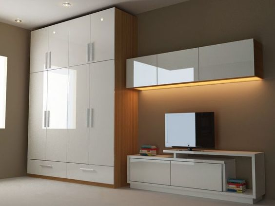 Modern Bedroom Cupboard Designs of 2018 - Decor Units