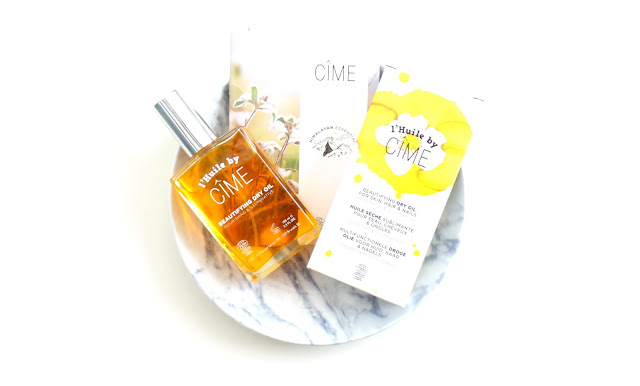 CÎME Beautifying Dry Oil