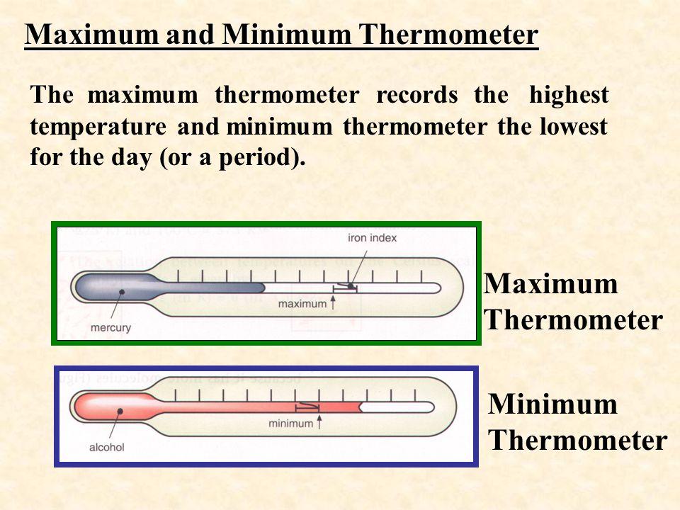 how to find maximum and minimum geo