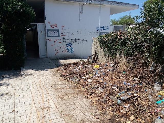 Ένας ακόμα σκουπιδότοπος στο κέντρο της Ηγουμενίτσας (ΦΩΤΟ+ΒΙΝΤΕΟ)