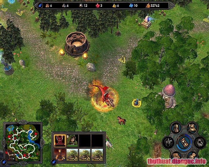 Download Game Heroes of Might and Magic V: Collectors Edition Full crack