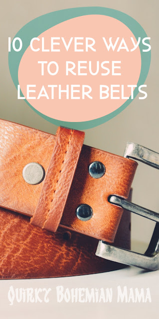 How to reuse old belts. Upcycled leather belt projects. Old leather belt crafts. Repurposing leather belts. How to reuse broken belts. Upcycling leather belts. Other use for belt. Belt ideas. Diy upcycle old belts