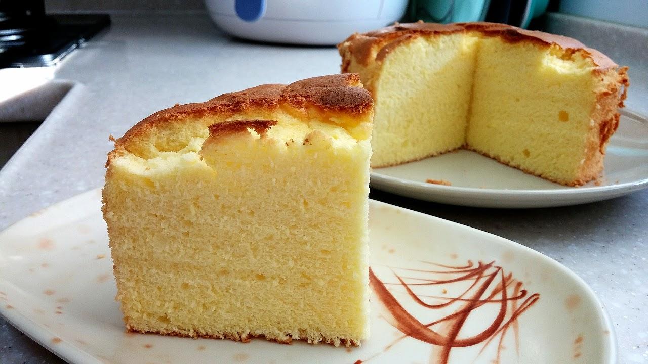 Daisy的烘焙筆記: 百香果戚風蛋糕