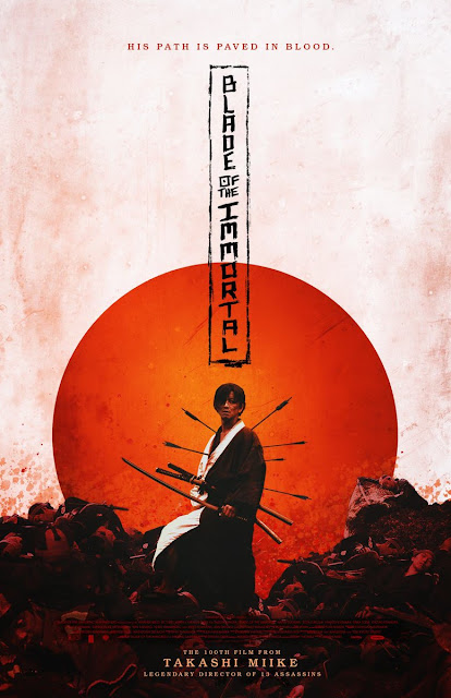 Sinopsis Blade of the Immortal (2017) - Film Jepang