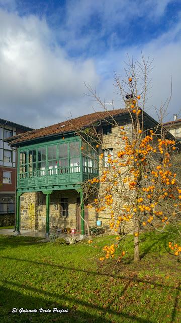 Orozko, casa con mirador por El Guisante Verde Project