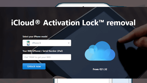 Exceed the icloud account in iPhone phones easily and in a new way