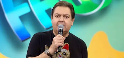 Fausto Silva no comando do último Domingão ao vivo de 2019