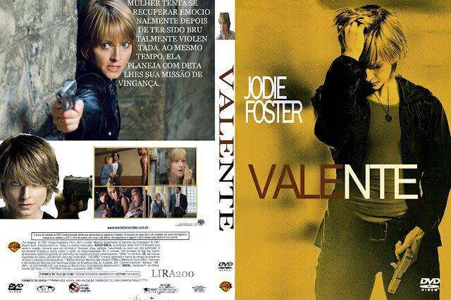 Capa DVD Valente 2007