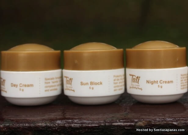 Tati Skincare Night Cream